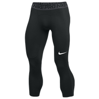 Nike Pro 3/4 Tights - Men's - Black