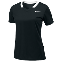 Nike Team Face-Off Game Jersey - Women's - Black / White