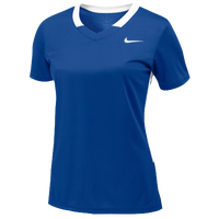 Nike Team Face-Off Game Jersey - Women's - Blue / White