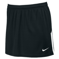 Nike Team Face-Off Kilt - Women's - Black / White