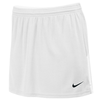 Nike Team Face-Off Kilt - Women's - All White / White