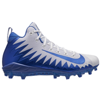 Nike Alpha Menace Pro Mid - Men's - White / Blue