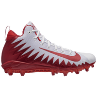 Nike Alpha Menace Pro Mid - Men's - White / Red