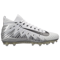 Nike Alpha Menace Elite - Men's - White / Silver