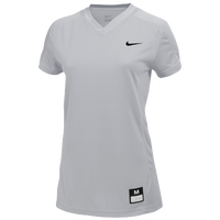 Nike Team Dri-FIT Game Top - Women's - Grey / Grey