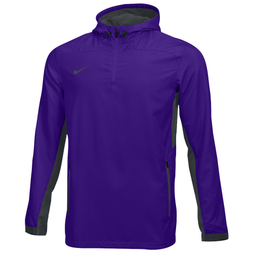 0208ae64d9 durable modeling Nike Team Woven 1 4 Zip Jacket - Men s - For All Sports