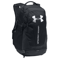 Under Armour Hustle Backpack 3.0 - Black / Silver