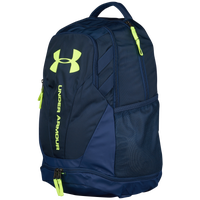 Under Armour Hustle Backpack 3.0 - Navy / Navy