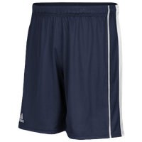 adidas Team Utility 3 Pocket Shorts - Men's - Navy / White