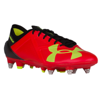 Under Armour Spotlight Hybrid FG - Men's - Red / Black