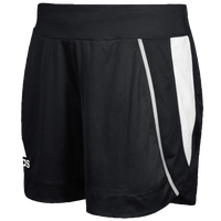 adidas Team Utility Shorts - Women's - Black / White
