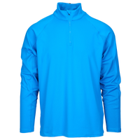 PUMA Core Golf 1/4 Zip Popover - Men's - Light Blue / Light Blue