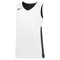 Nike Team Reversible Tank - Boys' Grade School - Black / White