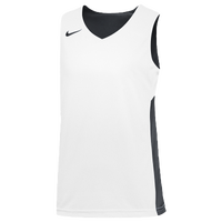 Nike Team Reversible Tank - Boys' Grade School - Grey / White