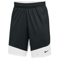 Nike Team Practice Shorts - Boys' Grade School - Black / White