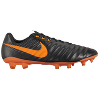 Nike Tiempo Legend 7 Pro FG - Men's - Black / Orange