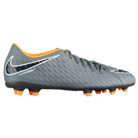 Nike Hypervenom Phantom 3 Club FG - Men's - Grey / Orange