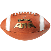 Spalding Alpha NFHS Official Game Size Football - Men's