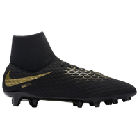 Nike Hypervenom Phantom 3 Academy DF FG - Men's - Black / Gold