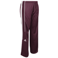 adidas Team Utility Pants - Women's - Maroon / White
