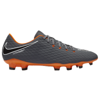 Nike Hypervenom Phantom 3 Academy FG - Men's - Grey / Orange