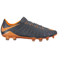 Nike Hypervenom Phantom 3 Elite FG - Men's - Grey / Orange