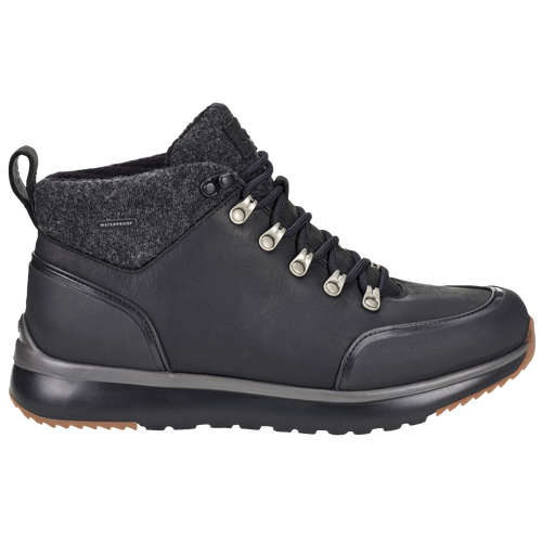 UGG Olivert Mens Casual Shoes Black - Free custom invoice template official ugg outlet online store