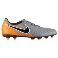 Nike Magista Obra 2 Club FG - Men's - Grey / Black