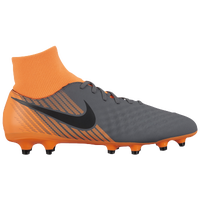 Nike Magista Obra 2 Academy DF FG - Men's - Grey / Black