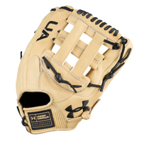 Under Armour Flawless H-Web Fielding Glove - Tan / Black