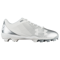 Under Armour Leadoff Low RM - Men's - White / Silver