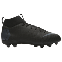 Nike Mercurial Superfly 6 Academy MG - Boys' Grade School - Black