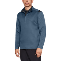 Under Armour Storm Daytona Golf 1/2 Zip - Men's - Blue