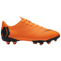 Nike Mercurial Vapor 12 Academy MG - Boys' Grade School - Orange / Black