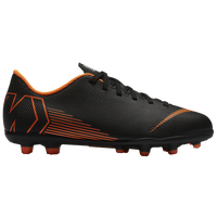Nike Mercurial Vapor 12 Club MG - Boys' Grade School - Black / Orange