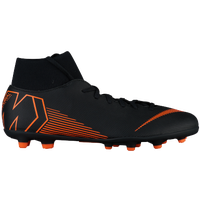 Nike Mercurial Superfly 6 Club MG - Men's - Black / Orange