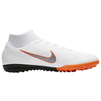 7e241bff4 Nike Mercurial SuperflyX 6 Academy TF - Men s - Soccer - Shoes - White Black  Pure Platinum