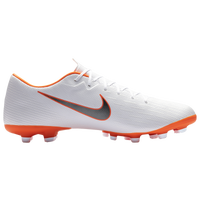 Nike Mercurial Vapor 12 Academy MG - Men's - White / Orange