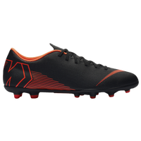 Nike Mercurial Vapor 12 Club MG - Men's - Black / Orange