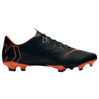 Nike Mercurial Vapor 12 Pro FG - Men's - Black / Orange