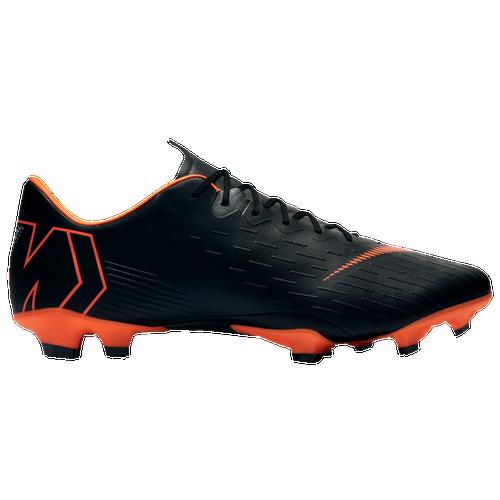 new style e6bb5 f9dc4 ... netherlands nike mercurial vapor 12 pro fg mens soccer shoes black  total orange white 78dd2 fb5f8
