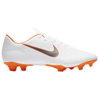 Nike Mercurial Vapor 12 Pro FG - Men's - White / Orange