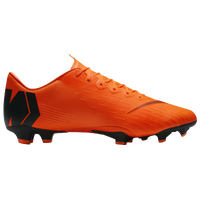 Nike Mercurial Vapor 12 Pro FG - Men's - Orange / Black