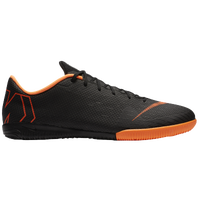 Nike Mercurial VaporX 12 Academy IC - Men's - Black / Orange