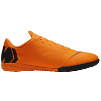 Nike Mercurial VaporX 12 Academy IC - Men's - Orange / Black