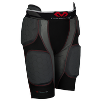 McDavid Rival Pro 5 Pad Girdle - Grade School - Black / Grey