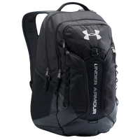 Under Armour Contender Backpack - Black / Silver