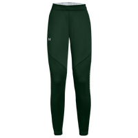 Under Armour Team Qualifier Hybrid Warm-Up Pants - Women's - Green