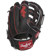 Rawlings Pro Label Limited Edition Glove - Black / Red