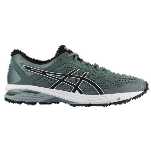 ASICS? GT-1000 6 - Men's Running Shoes - Dark Forest/Black/White 748290